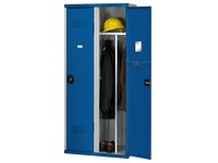 Monoblock locker 2 columns Confort polluting industry