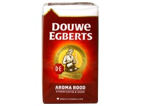 Pack of 500 g Douwe Egberts ground coffee Mix Red Filter