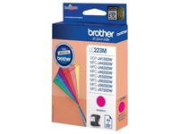 Brother LC223M - magenta - original - cartouche d'encre