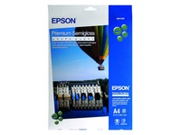 Epson Premium Semigloss Photo Paper - photo paper - 20 sheet(s)