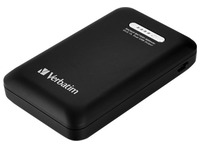Verbatim Dual USB Portable Power Pack - banque d'alimentation - Li-Ion (49953)