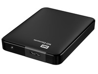 WD Elements Portable WDBU6Y0020BBK - disque dur - 2 To - USB 3.0 (WDBU6Y0020BBK-WESN)