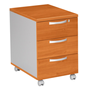 Mobile drawer cabinet Osaka 3 drawers