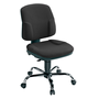 Chair Bruneau low back H 43 cm permanent contact