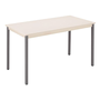 Table de bureau Multi-usage Éco beige 160 x 80 cm