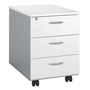 Mobile drawer cabinet Squadra 3 drawers